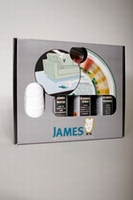 James cleaning box  1 X