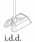 Luxaflex rolgordijn spankabelbeugel in de dag 1 X