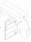 Luxaflex rolgordijn Draai-/kiepraamsteun met zijgeleiding 1 X